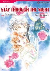 STAY THROUGH THE NIGHT: Harlequin Comics