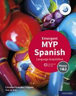 MYP Spanish Language Acquisition (Emergent)