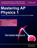 Mastering AP Physics 1 Book