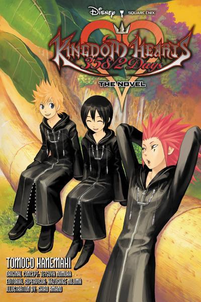 Download Kingdom Hearts 358 2 Days  The Novel  light novel  Book