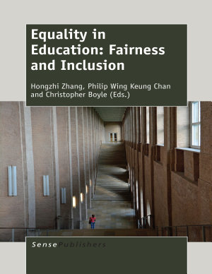 Equality in Education  Fairness and Inclusion