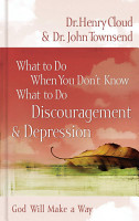 What to Do When You Don t Know What to Do  Discouragement and Depression PDF