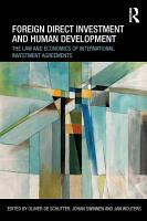 Foreign Direct Investment and Human Development PDF