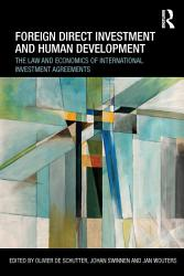 Foreign Direct Investment And Human Development Book PDF