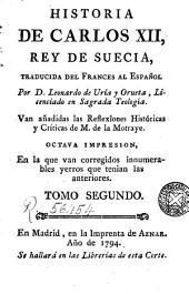 Historia de Carlos XII de Suecia, 2