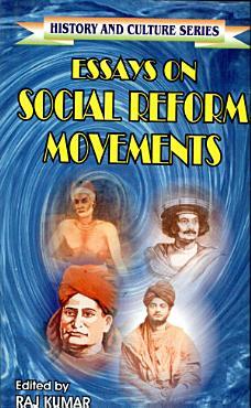 Essays on Social Reform Movements PDF