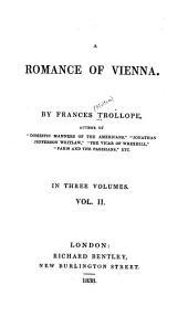 A romance of Vienna: Volume 2