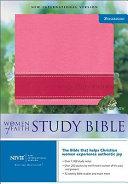 Women of Faith Study Bible Pink  Pink   GM