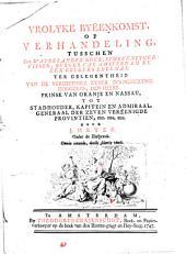 Vrolyke bijeenkomst of verhandeling tusschen een Waterlander boer, ..