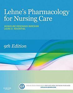 Lehne s Pharmacology for Nursing Care PDF