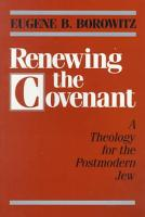 Renewing the Covenant PDF