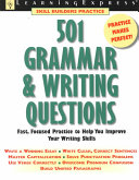 501 Grammar and Writing Questions PDF