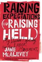 Raising Expectations  and Raising Hell  PDF