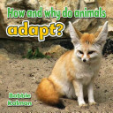 How and Why Do Animals Adapt  PDF