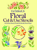 Floral Cut and Use Stencils
