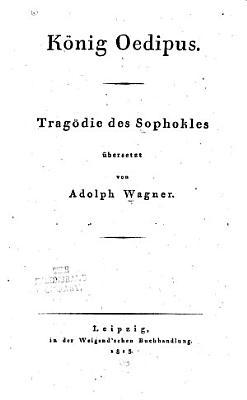 K  nig Oedipus PDF