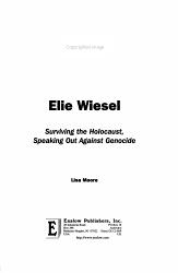Elie Wiesel Book PDF