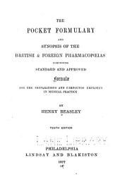 The Pocket formulary