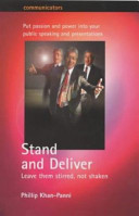 Download Stand and Deliver Book