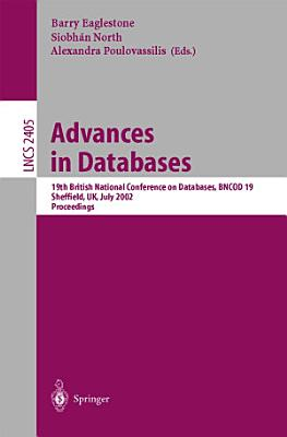 Advances in Databases PDF