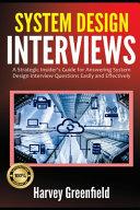 System Design Interviews