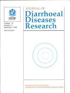 Diarrhoeal Diseases Research PDF