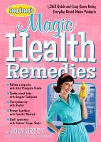 Joey Green s Magic Health Remedies PDF