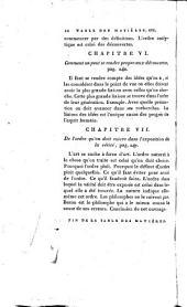 Oeuvres de Condillac: Volume6