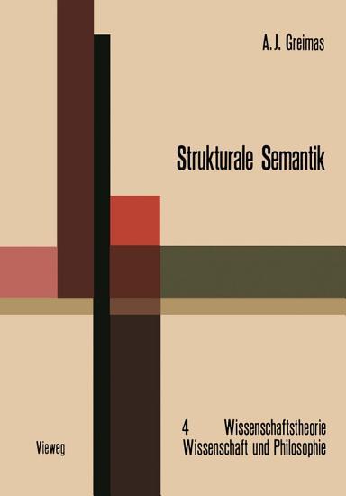 Strukturale Semantik PDF