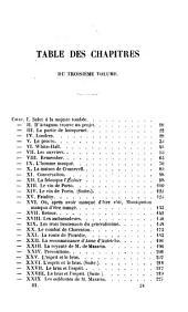 Vingt ans après: Par Alexandre Dumas, Volume3
