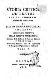 Storia Critica De Teatri