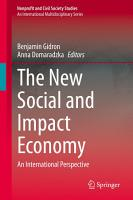 The New Social and Impact Economy PDF