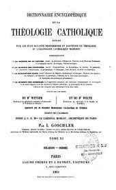Dictionnaire encyclopédique de la théologie catholique: rédigé par les plus savants professeurs et docteurs en théologie de l'Allemagne catholique moderne..., Volume1