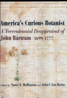 America s Curious Botanist PDF