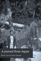 A journal from Japan: a daily record of life as seen by a scientist