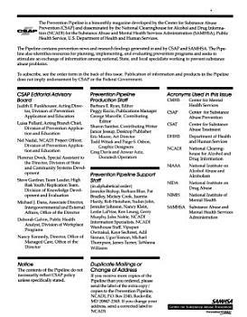 The Prevention Pipeline PDF