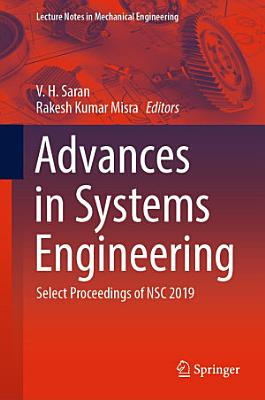 Advances in Systems Engineering PDF