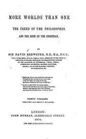 More Worlds Than One: The Creed of the Philosopher and the Hope of the Christian