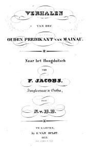 Verhalen van den ouden predikant van Mainau
