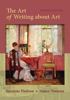The Art of Writing About Art PDF