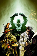 Batman  Two Face and Scarecrow PDF