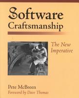Software Craftsmanship PDF