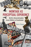 Montage as Perceptual Experience PDF