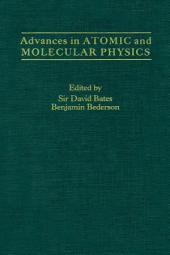 Advances in Atomic and Molecular Physics: Volume 25