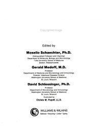 Mechanisms of Microbial Disease PDF