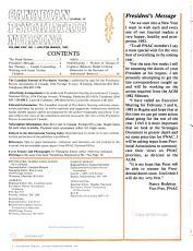 The Canadian Journal of Psychiatric Nursing PDF