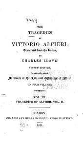 Tragedies: Volume 3