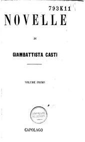Le novelle di Giambattista Casti