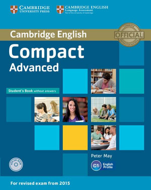 Compact Advanced Student s Book without Answers with CD ROM PDF