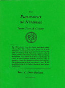 The Philosophy of Numbers[